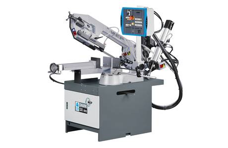 SHARK 281 SXI EVO | © MEP S.p.A. - Circular and band sawing machines to cut metals