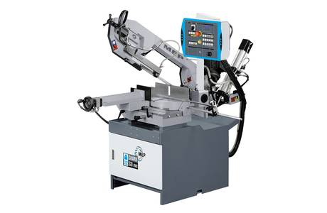 SHARK 282 SXI EVO | © MEP S.p.A. - Circular and band sawing machines to cut metals