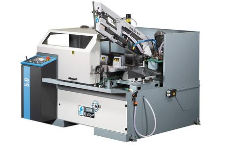 SHARK 331-1 NC 5.0 SPIDER | © MEP S.p.A. - Circular and band sawing machines to cut metals