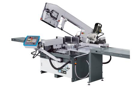 SHARK 512 SXI EVO | © MEP S.p.A. - Circular and band sawing machines to cut metals