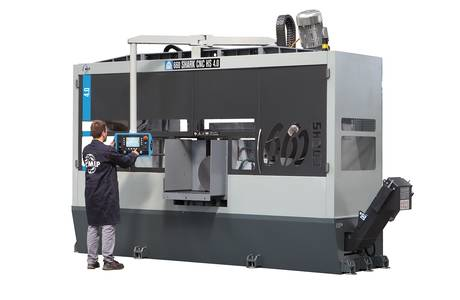 SHARK 660 CNC HS 4.0 | © MEP S.p.A. - Circular and band sawing machines to cut metals