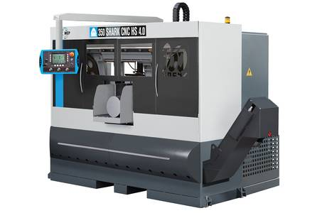 SHARK 350 CNC HS 4.0 | © MEP S.p.A. - Circular and band sawing machines to cut metals