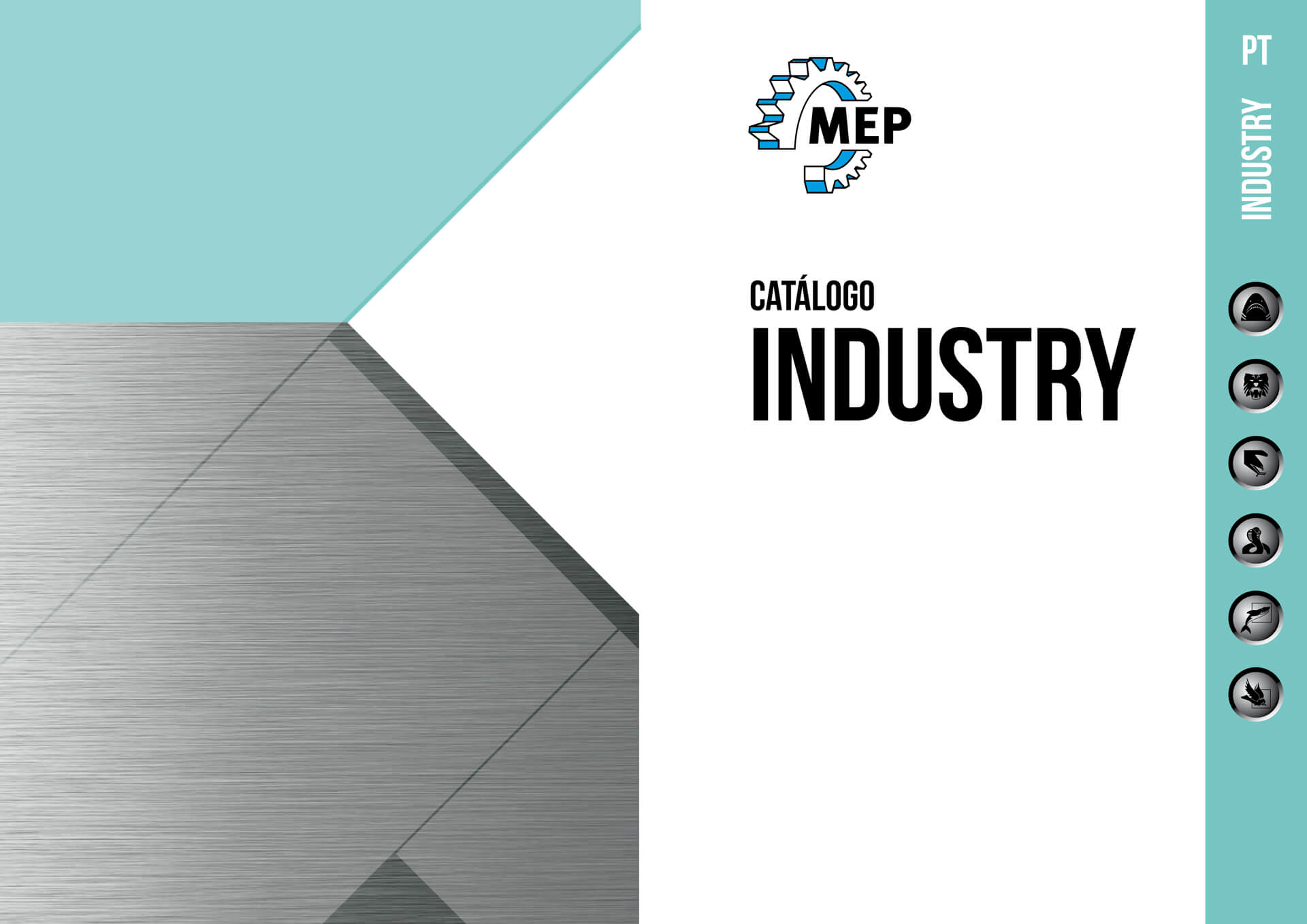 Catalogues INDUSTRY of Mep Sawing machines for metals | © MEP S.p.A. - Circular and band sawing machines to cut metals